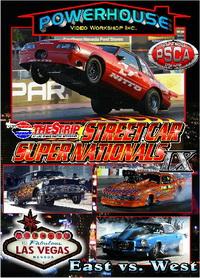 Street Car Super Nationals IX World Record Destroying DVD